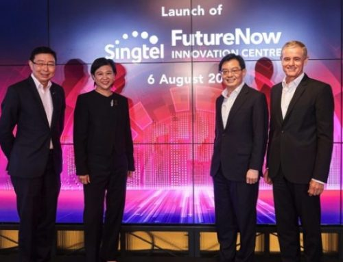 Singtel Launches FutureNow Innovation Centre and will utilize ULSee Super Resolution for Smart Security