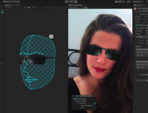 Unity Technologies Works with ULSee to Showcase World-Class Face Tracker
